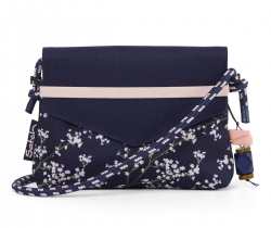 Satch Beauty Wallet Clutch Kosmetiktasche Klatsch Bloomy Breeze