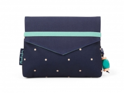Satch Beauty Wallet Clutch Kosmetiktasche Klatsch Pretty Confetti
