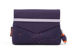 Satch Beauty Wallet Clutch Kosmetiktasche Klatsch Sprinkle Space