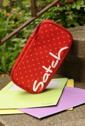 Satch Schlamperbox Dotty mit Heftebox