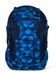 Satch Match Rucksack Blue Crush Facelift