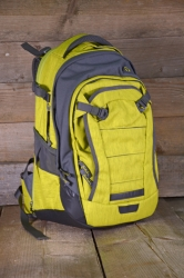 Satch Match Rucksack Ginger Lime