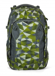 Satch Match Green Crush Rucksack
