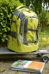 Satch Pack Rucksack Ginger Lime