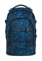 Satch Pack Rucksack Blue Compass