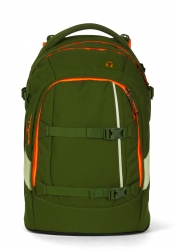 Satch Pack Rucksack Green Phantom