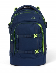 Satch Pack Rucksack Toxic Yellow