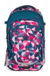 Satch Match Pink Crush Rucksack