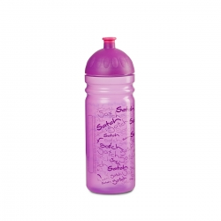 Satch Purple Bottle Flasche Trinkflasche lila
