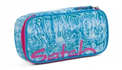 Satch Aloha Blue Schlamperbox