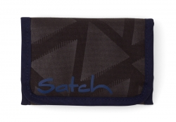 Satch Wallet Geldbörse Black Triad