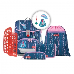 Step by Step 2IN1 Plus Schulranzen-Set Mermaid 6-teilig Modell 2020