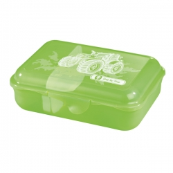 Step by Step Lunchbox Brotdose Green Tractor