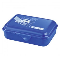 Step by Step Lunchbox Brotdose Soccer Team