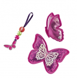 Step by Step Magic Mags Shiny Butterfly