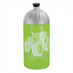 Step by Step Trinkflasche Green Tractor
