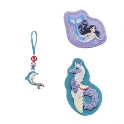 Step by Step Magic Mags Schleich bayala Seahorse