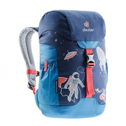 Deuter Kinderrucksack Schmusebär Midnight-Coolblue