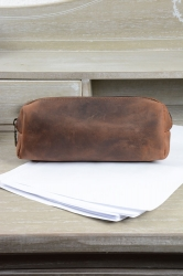 ruitertassen Classic pen roll ranger brown big 730002