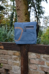 Strellson Paddington Messenger MV blue