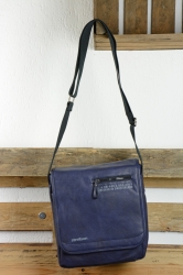 Strellson oakwood Messenger MV dark blue