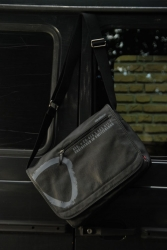 Strellson Paddington Messenger LH black mit Laptopfach