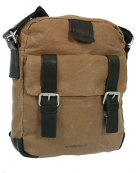Strellson Waxy ShoulderBag SV sand/dark brown