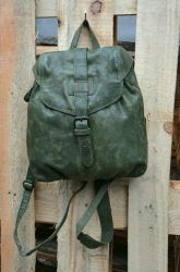 aunts and uncles Sugar Drop Rucksack calla green