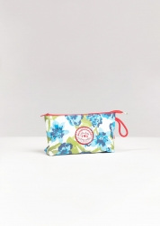 Blutsgeschwister sweethearts washbag exotic flower