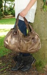 A.S.98 Max Tela Borse Tasche Rock brown