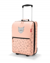 Reisenthel trolley Koffer kids rosa