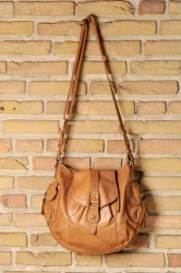 aunts and uncles Walnut Handbag L honey