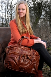 Cowboysbag Bag Waterville cognac 1243300