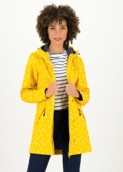 Blutsgeschwister Mantel wild weather long anorak north sea drops