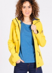 Blutsgeschwister wild weather petite anorak heart of the friesian Jacke