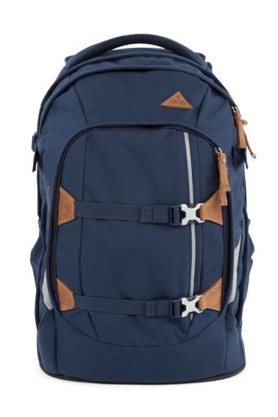 satch pack true blue skandi style rucksack mit sporttasche und heftebox. Black Bedroom Furniture Sets. Home Design Ideas