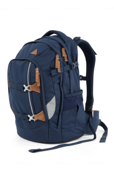 satch pack true blue skandi style rucksack mit sporttasche und heftebox. Black Bedroom Furniture Sets. Home Design Ideas