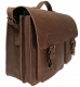 ruitertassen Classic briefcase ranger brown 732337