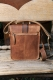 aunts and uncles Percy vintage tan Postbag S