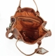 cowboysbag Exeter shopper cognac 1519