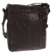 aunts and uncles Oscar Postbag L dark brown