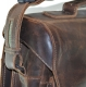 aunts and uncles Hunter Finn Aktentasche Lehrertasche vintage brown