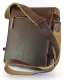 aunts and uncles Maddox Postbag M hoch A4 dark brown