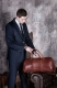 Chesterfield William Reisetasche Leder Weekender L