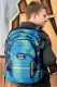 Coocazoo JobJobber2 Schulrucksack Hip To Be Square Blue