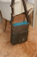 aunts and uncles Dexter Postbag M hoch A4 vintage brown
