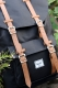 Herschel Little America Rucksack M black Medium Size