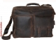aunts and uncles Josh Overnighter mit Laptopfach dark brown
