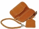Cowboysbag Geldbörse Clutch Wallet Leash brown 1138