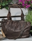 aunts and uncles Olivia Shopper dark brown